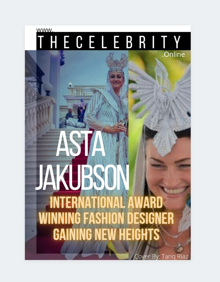 Asta Jakubson – From Lithuania To Paris Fashion Week & Cannes Film Festival, This Irish Designer Going Global