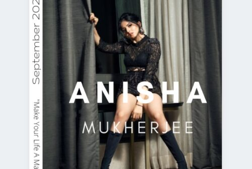 Anisha Mukherjee: A Sunshine Mixed With Little Hurricane