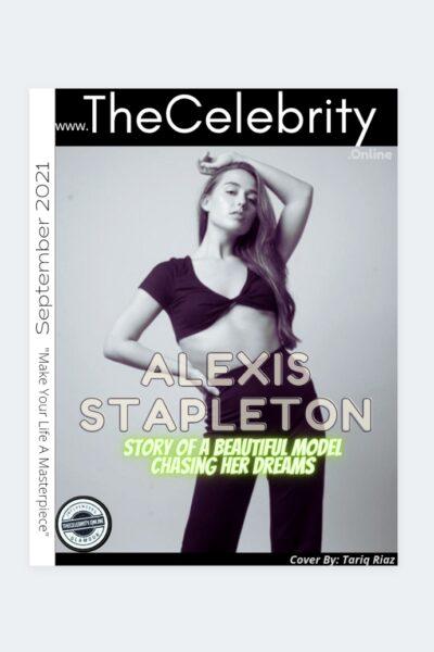 Os Alexis Stapleton: Beautiful Model Chasing Her Wild Dreams